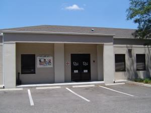 Pasco Kids First Building Front Entrance
