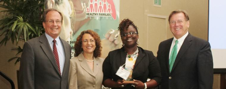 Healthy Families Supervisor of the Year