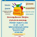 'Back to School Bash' in Hernando