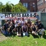 Team Pit Boss Bar-B-Q Named 2016 Kickball Champions