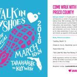 Lauren's Kids Walk in My Shoes Comes to Pasco
