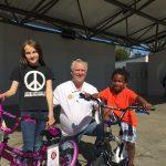 Family Fun Day Bicycle Winners