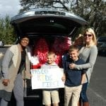 Kienast family organizes drive collecting $1,600 in gifts for kids