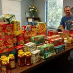 PDK Fraternity Feeds Families Served by Pasco Kids First