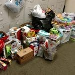 D-10 Society Toy Drive a Tremendous Success