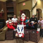 Intrinsic Wellness Clinic Collects 70 Stockings for Pasco Kids