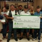 American Legion Riders support Pasco Kids