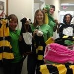 Foundation of Caring Donates Costumes for Kids
