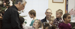 Reading to children by richard hess