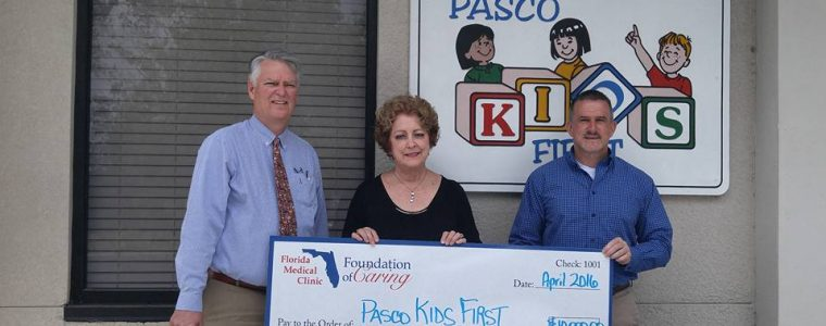 FMC Foundation of Caring and Pasco Kids First Partnership
